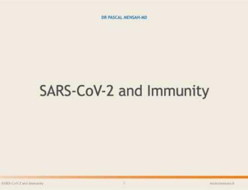 Vidéo sur le SARS-CoV-2 et l'immunité
